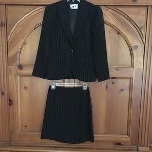 Dresses & Skirts - Classic Pinstripe Suit.